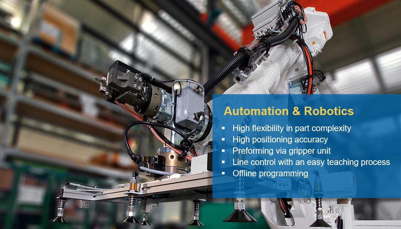 Automation & Robotics by Schmidt & Heinzmann